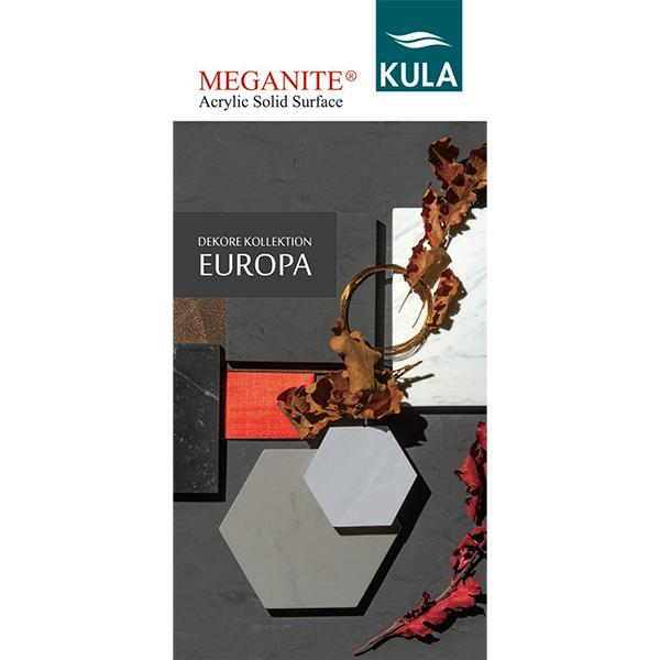 MEGANITE® - Kollektion Europa